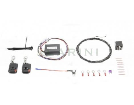 lamborghini gallardo ('03-'05) - larini valve contol 'remote